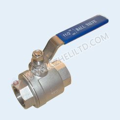 2PC LIGHT BALL VALVE