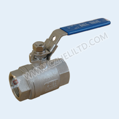2PC NORMAL BALL VALVE