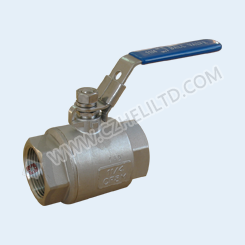 2PC HEAVY BALL VALVE