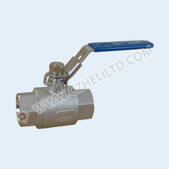 2PC SAE BALL VALVE