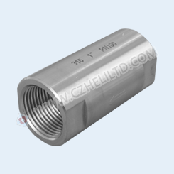 SPRING CHECK VALVE FF WITH BAR