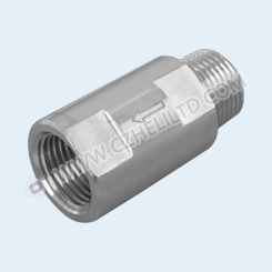 SPRING CHECK VALVE FM WITH BAR